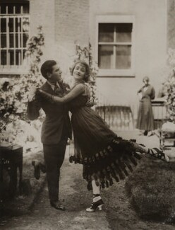 Harry Pilcer; Gaby Deslys, by Unknown photographer - NPG x30415