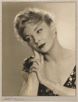 Joan Greenwood, by Dorothy Wilding - NPG x30462