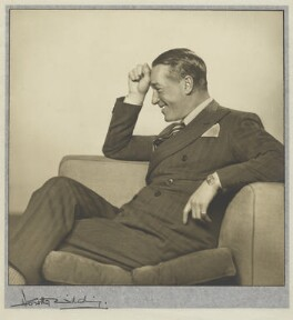 Maurice Chevalier, by Dorothy Wilding - NPG x30467