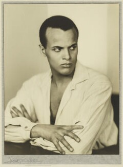 Harry Belafonte, by Dorothy Wilding - NPG x30477