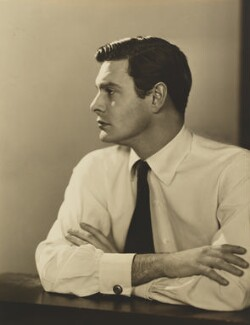 Louis Jourdan, by Dorothy Wilding, 12 April 1954 - NPG x30491 - © National Portrait Gallery, London