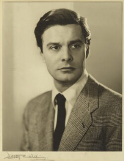 Louis Jourdan, by Dorothy Wilding - NPG x30492