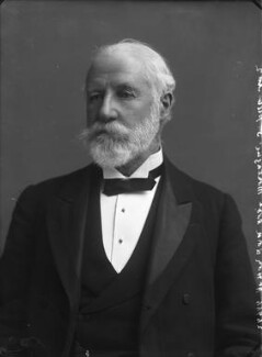 Lord Robert Montagu, by Alexander Bassano - NPG x30604
