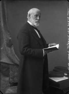 Lord Robert Montagu, by Alexander Bassano - NPG x30607