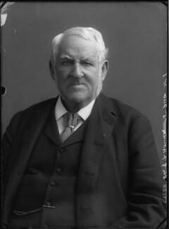 Sir George Ferguson Bowen, by Alexander Bassano - NPG x30742