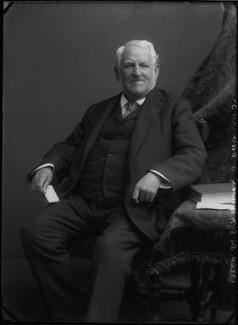 Sir George Ferguson Bowen, by Alexander Bassano - NPG x30743
