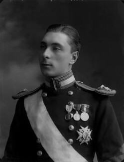 Alexander Albert Mountbatten, 1st Marquess of Carisbrooke, by Bassano Ltd - NPG x30821