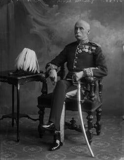 Sir Edmund Leach, by Bassano Ltd - NPG x30829