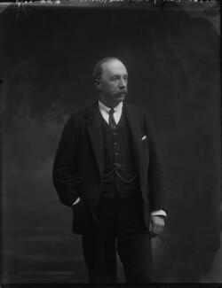 William Heneage Legge, 6th Earl of Dartmouth, by Bassano Ltd - NPG x30830