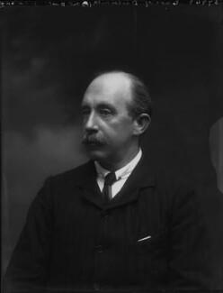William Heneage Legge, 6th Earl of Dartmouth, by Bassano Ltd - NPG x30838