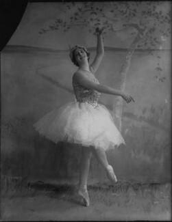 Lydia Kyasht, by Bassano Ltd - NPG x30901