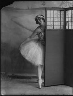 Lydia Kyasht, by Bassano Ltd - NPG x30902