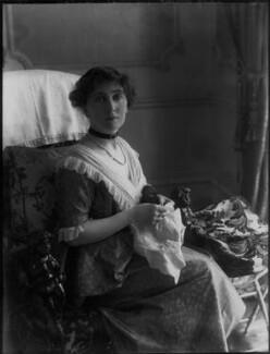 Anna Maria Heywood (née Denman), Lady Barlow, by Bassano Ltd - NPG x30907