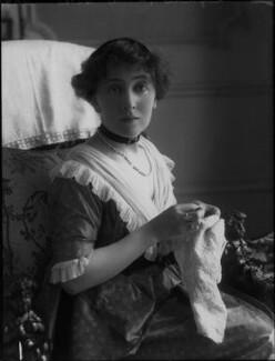 Anna Maria Heywood (née Denman), Lady Barlow, by Bassano Ltd - NPG x30908