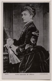 Princess Louise Caroline Alberta, Duchess of Argyll, by Alexander Bassano, published by  J. Beagles & Co - NPG x31039
