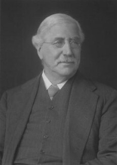 John Francis Stanley Russell, 2nd Baron Russell, by Walter Stoneman - NPG x31061