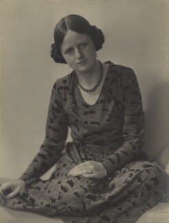 Joan Violet Robinson, by Ramsey & Muspratt - NPG x31084