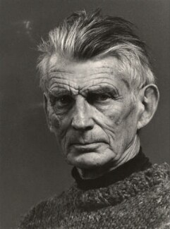 Samuel Beckett, by Hugo Jehle - NPG x31097