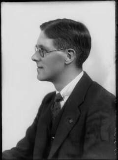 (Archibald) Fenner Brockway, Baron Brockway, by Bassano Ltd - NPG x31241