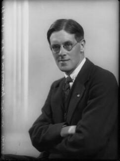 (Archibald) Fenner Brockway, Baron Brockway, by Bassano Ltd - NPG x31242
