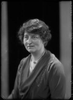 Ida Copeland (née Fenzi), by Bassano Ltd - NPG x31243