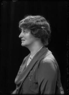 Ida Copeland (née Fenzi), by Bassano Ltd - NPG x31244