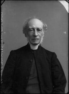 Charles John Ellicott, by Alexander Bassano, 1898 - NPG x31294 - © National Portrait Gallery, London