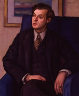 Sir Julian Huxley, by Mark Gertler - NPG 6534