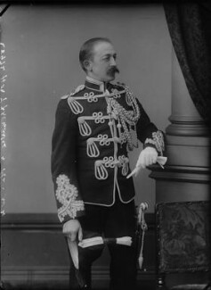 Thomas Francis Fremantle, 3rd Baron Cottesloe, by Alexander Bassano - NPG x31725