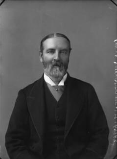Sir Edward Maunde Thompson, by Alexander Bassano - NPG x31878