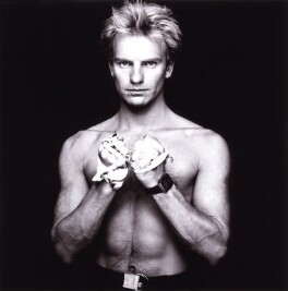 Sting, by Terry O'Neill - NPG x32200