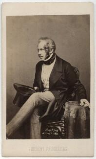 Henry John Temple, 3rd Viscount Palmerston, by John Jabez Edwin Mayall - NPG x11965