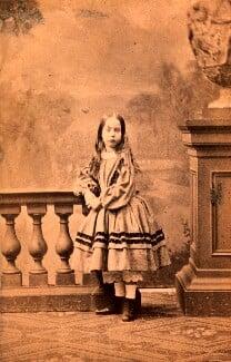 Catherine Elizabeth (née Neville), Viscountess Stopford, by Antoine Claudet - NPG x1486