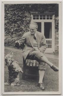 Sir Hugh Walpole, by George Perry Abraham Ltd - NPG x32117