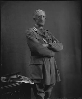 Sir Percy Zachariah Cox, by Vandyk - NPG x32128