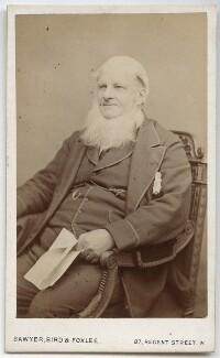 Alexander John Ellis, by Sawyer, Bird and Foxlee - NPG x32144