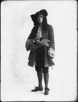 Arthur Wontner as Captain Hook in 'Peter Pan', by Bassano Ltd - NPG x32463