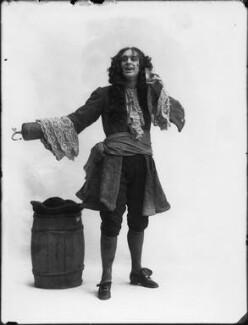 Arthur Wontner as Captain Hook in 'Peter Pan', by Bassano Ltd - NPG x32466