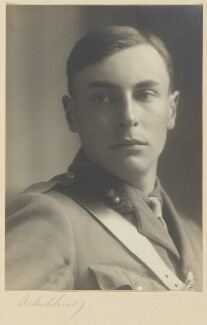 Robert Malise Bowyer Nichols, by Malcolm Arbuthnot (Malcolm Lewin Stockdale Parson), circa 1915 - NPG P785 - © estate of Malcolm Arbuthnot