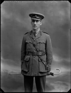 Sir Godfrey Pattison Collins, by Bassano Ltd - NPG x32498