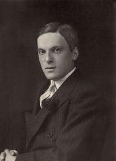 Basil Sheridan Hamilton-Temple-Blackwood, 4th Marquess of Dufferin and Ava, by Walter Stoneman, 1932 - NPG x32715 - © National Portrait Gallery, London