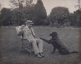 Francis George Penrose, by H.P. Robinson & Son - NPG x32730