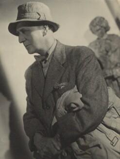 John Duncan Fergusson, by F.E. McWilliam - NPG x32904