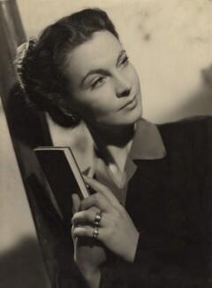 Vivien Leigh, by Fred Daniels - NPG x32908