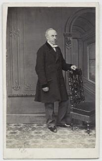 Mr Alderson, by Lauder Brothers, 1860s - NPG x33 - © National Portrait Gallery, London