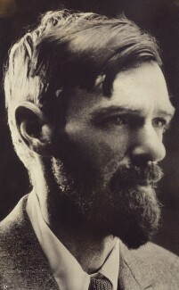 D.H. Lawrence, by Ernesto Guardia, copied by  Peter A. Juley, 1929 - NPG x12410 - © National Portrait Gallery, London