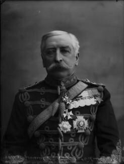 Sir Hugh McCalmont, by Bassano Ltd - NPG x33143