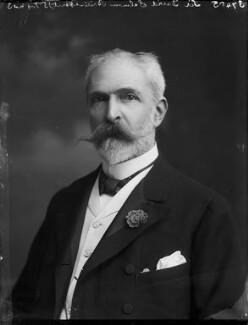 Sir David Lionel Goldsmid-Stern-Salomons, 2nd Bt, by Bassano Ltd - NPG x33158