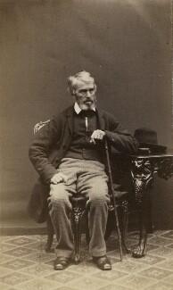 Thomas Carlyle, by William Jeffrey - NPG x5645