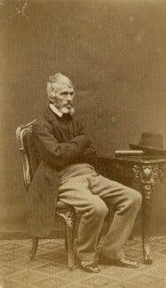 Thomas Carlyle, by William Jeffrey - NPG x5647